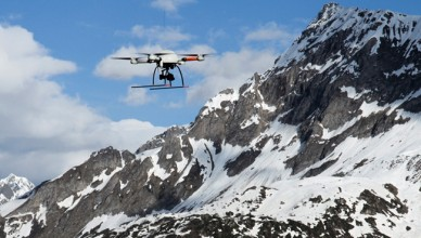 microdrones-md4-1000-alps-crossing